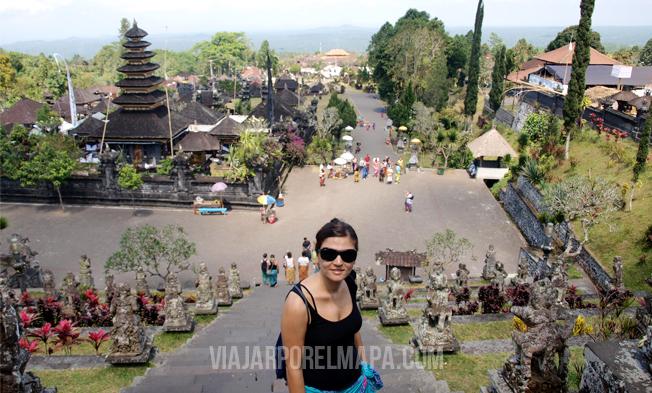 Pura Besakih - Indonesia - viajarporelmapa.com