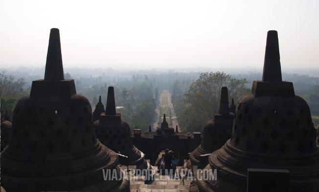 Viaje a Indonesia - Borobudur