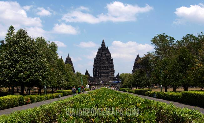 Viaje a Indonesia - Prambanan