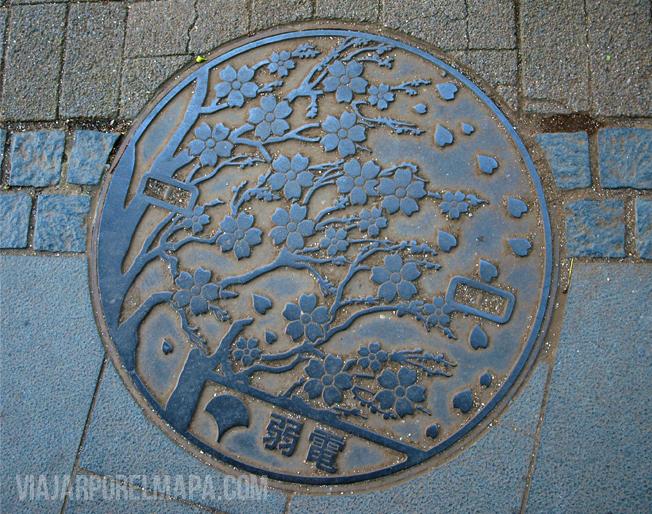 Consejos para viajar a Japón - Alcantarilla Japón por libre
