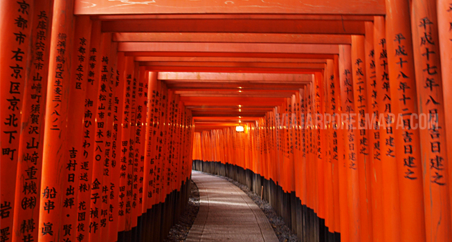 Fushimi Inari - Viaje Japon
