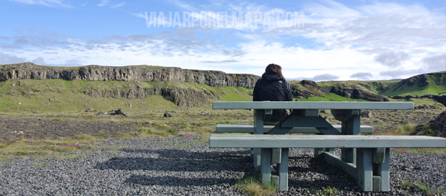 Paisaje Islandia - viajarporelmapa