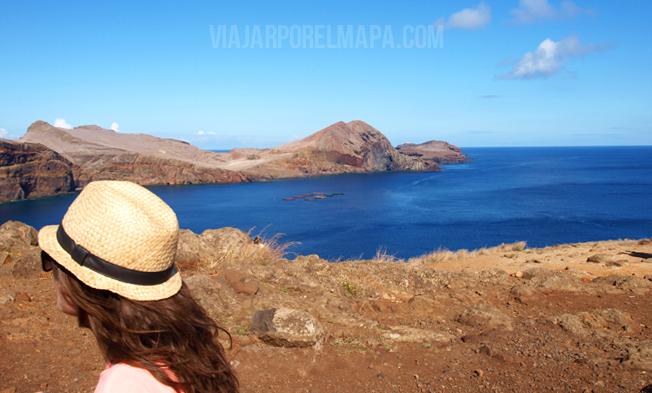 Punta San Lorenzo Madeira