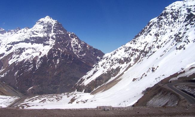Andes - De Buenos Aires a Santiago