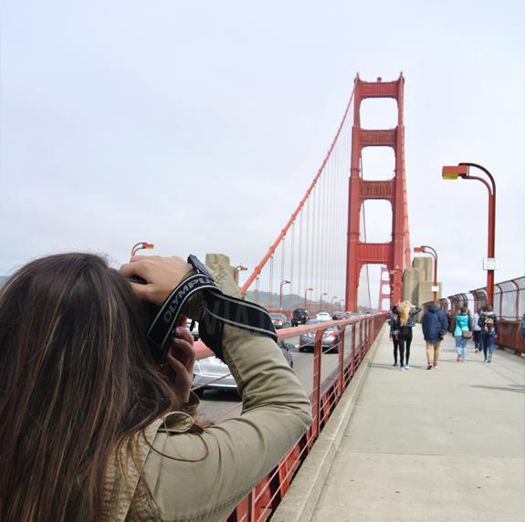 Golden Gate costa oeste de eeuu