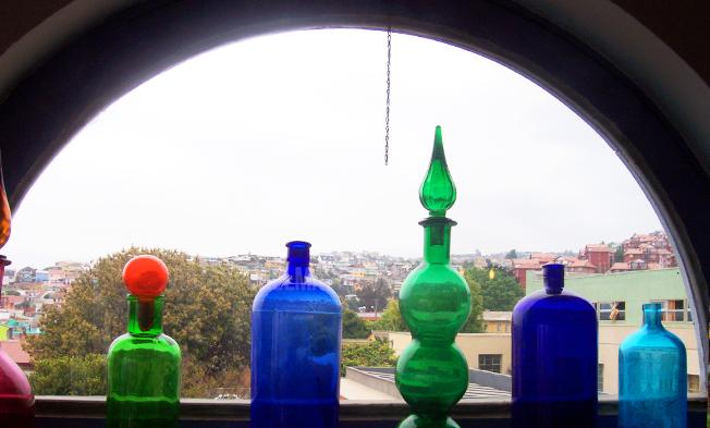 Huellas de Neruda en Chile - La Sebastiana