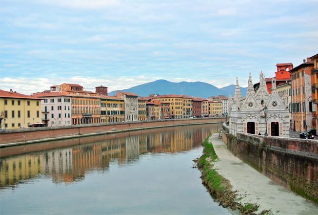 Ruta por Italia en 6 días