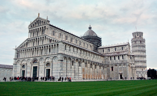 Pisa en un día