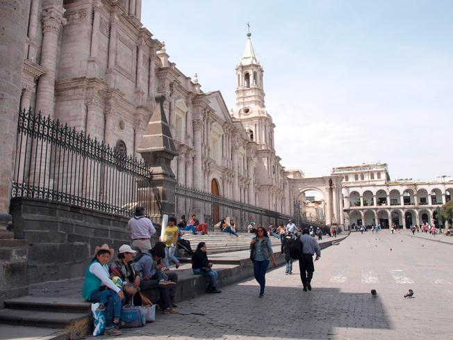Perú en 15 días - Arequipa