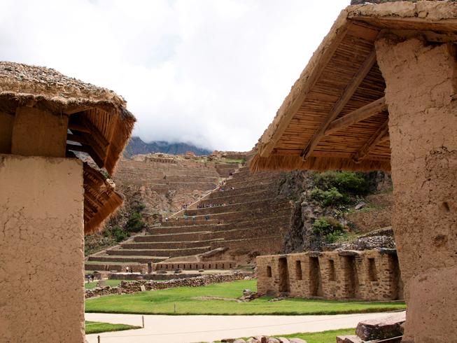 Perú en 15 días - Ollantaytambo