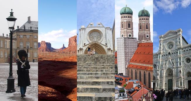 Viajes del 2016 - viajarporelmapa