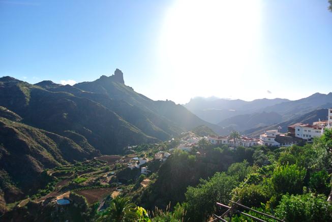 Qué ver Gran Canaria - Tejeda