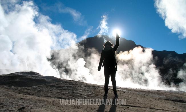 desierto de Atacama. Geisers del Tatio