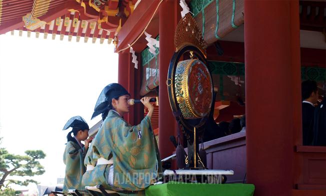 Boda sintoista en Nara - Viaje Japón por libre