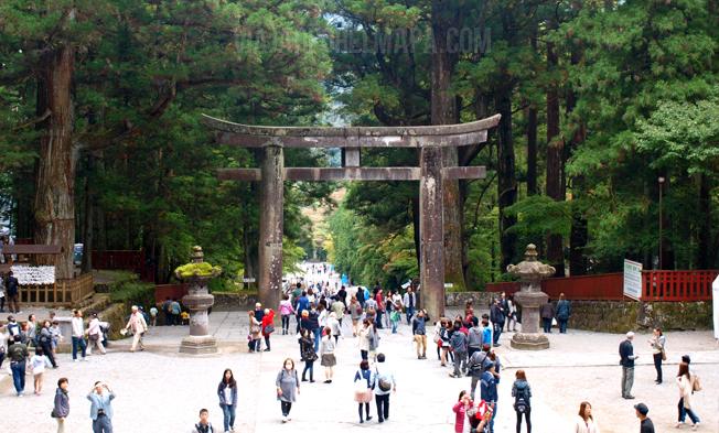 Toshogu Shrine Nikko - Japón por libre