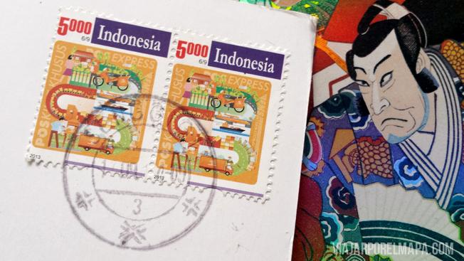 Mejor souvenir del mundo sellos - viajarporelmapa