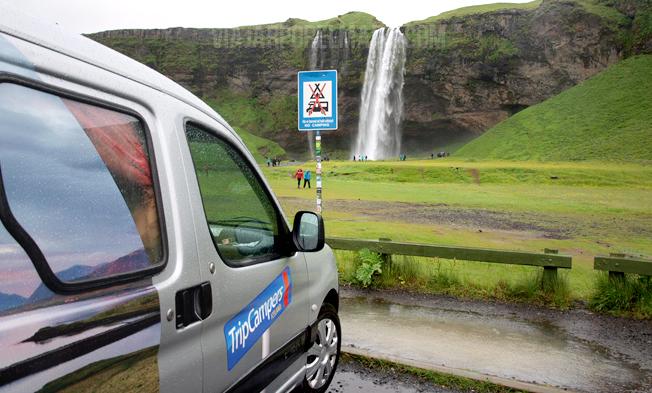 Vuelta Islandia camper RoadTrip