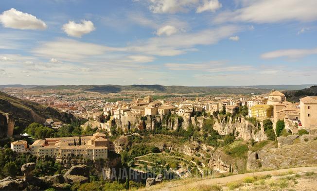 Cuenca en un día - viajarporelmapa