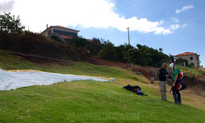 Parapente en Madeira vpm 1