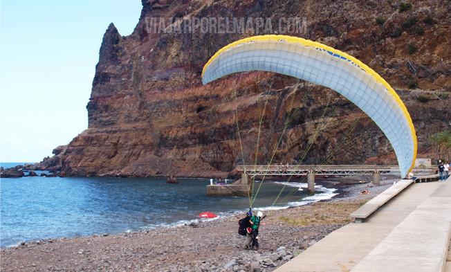 Parapente en Madeira vpm 5
