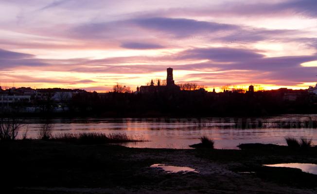 Un día en Tudela - Ebro