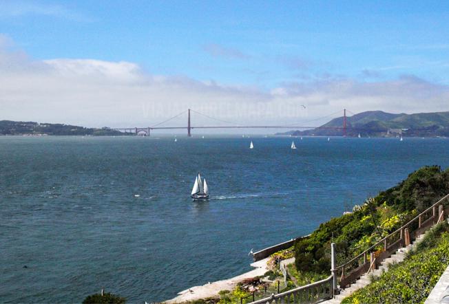 Parques Nacionales Alcatraz