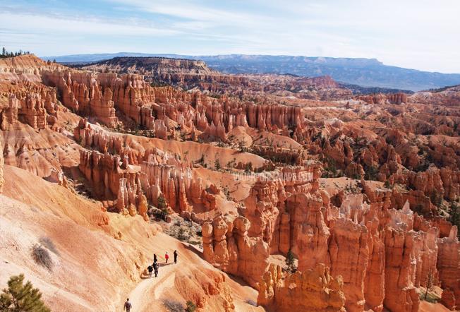 Parques Nacionales Cañón Bryce