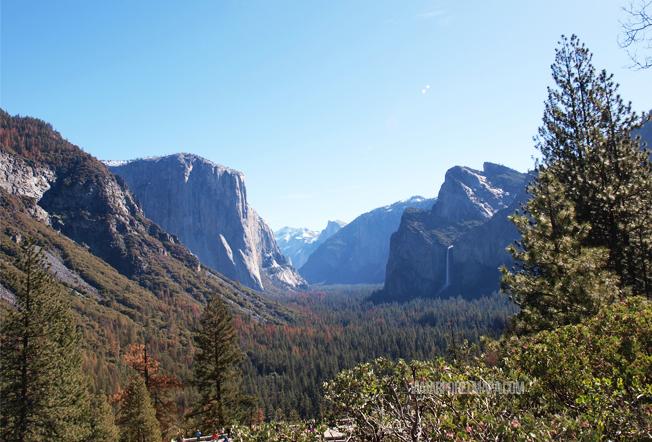 Parques Nacionales Yosemite