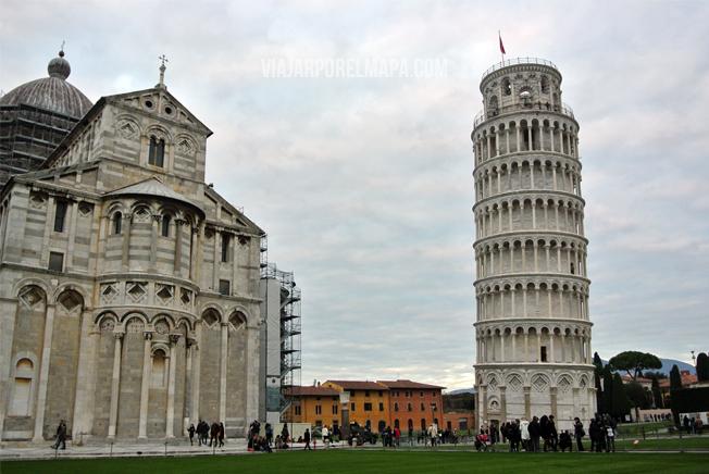 Pisa en un día - Torre de Pisa