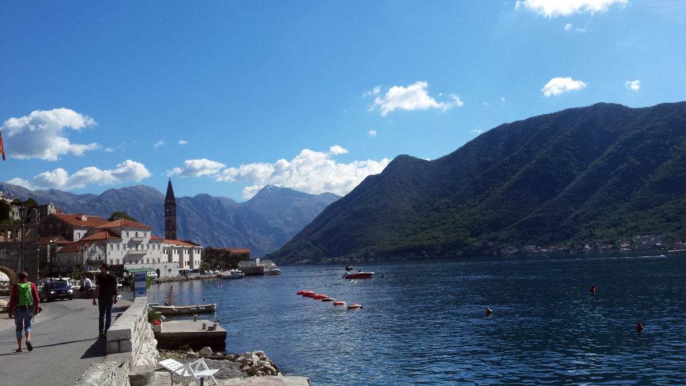 viaje a Croacia 10 días Montenegro