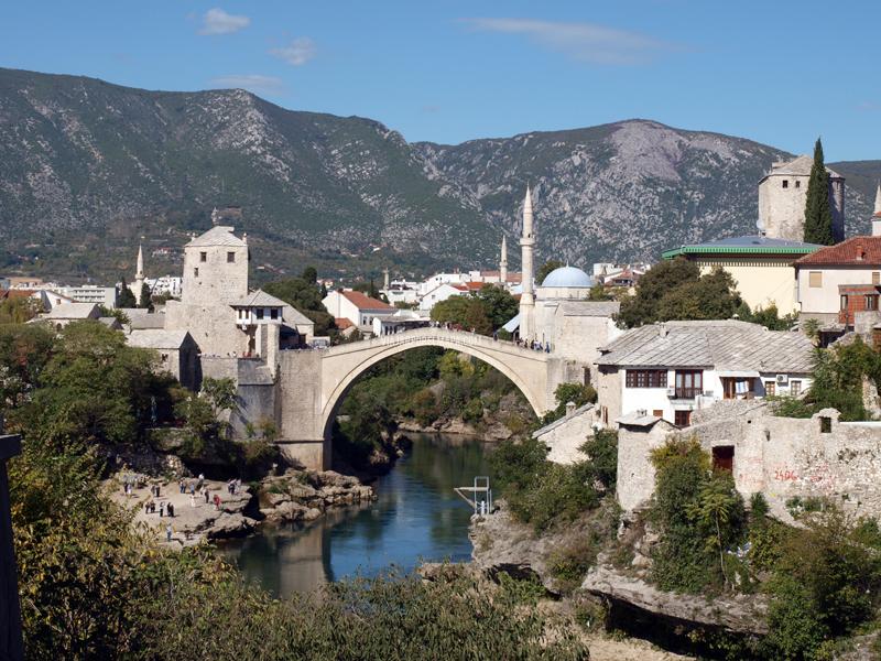 viaje a Croacia 10 días Mostar