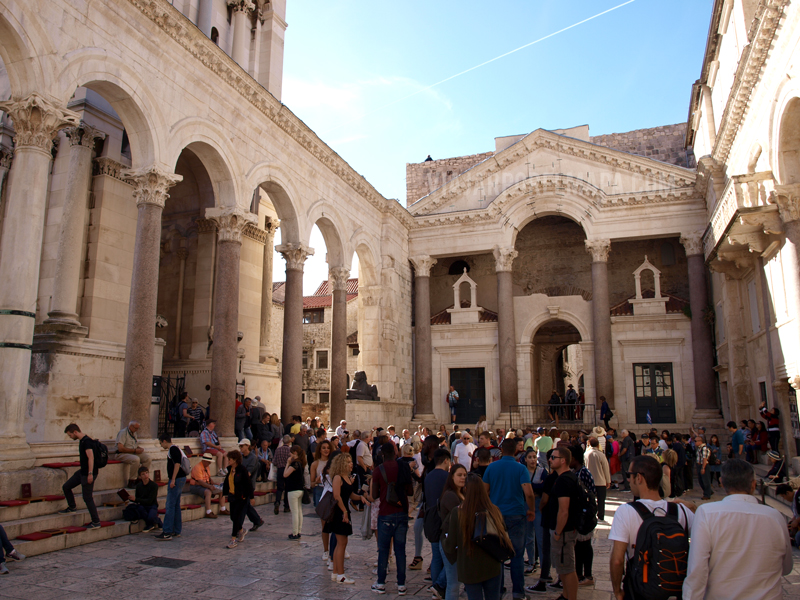 viaje a Croacia 10 días Split