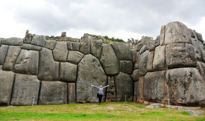 Alrededores Cusco Saqsaywaman