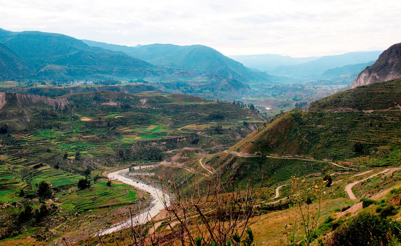Perú en 15 días - Cañón del Colca