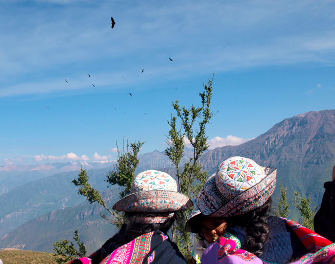 Perú en 15 días - Cruz del Cóndor