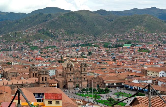 Perú en 15 días - Plaza Armas Cusco