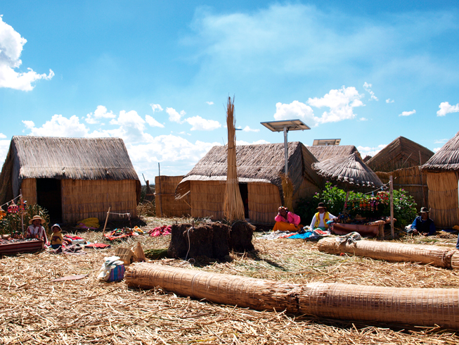 Peru en 15 días - Islas Uros