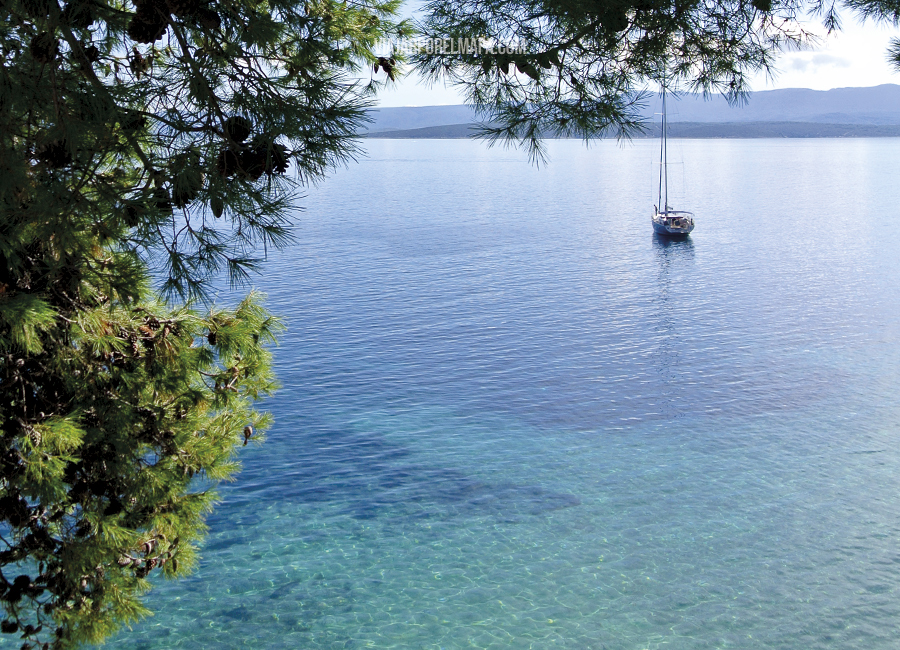 favoritos Croacia agua