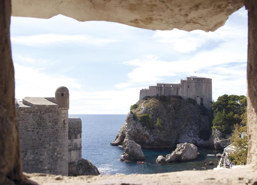 favoritos viaje a Croacia Dubrovnik