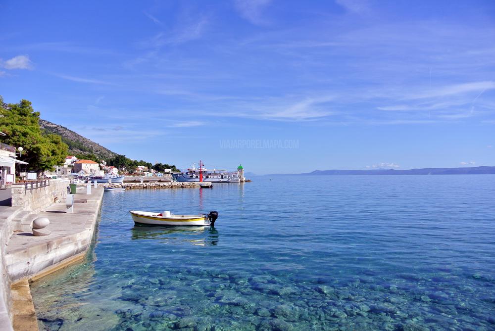 10 favoritos viaje a Croacia Bol