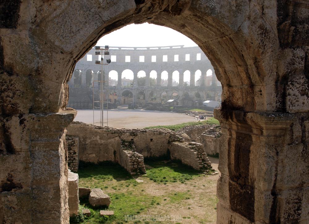 10 favoritos viaje a Croacia Pula