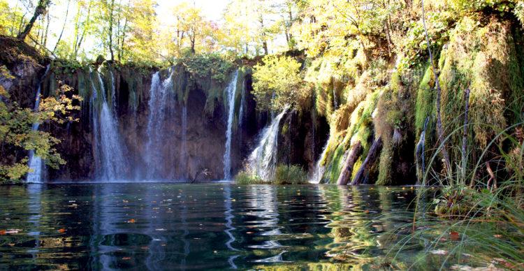 visitar Lagos Plitvice en otoño