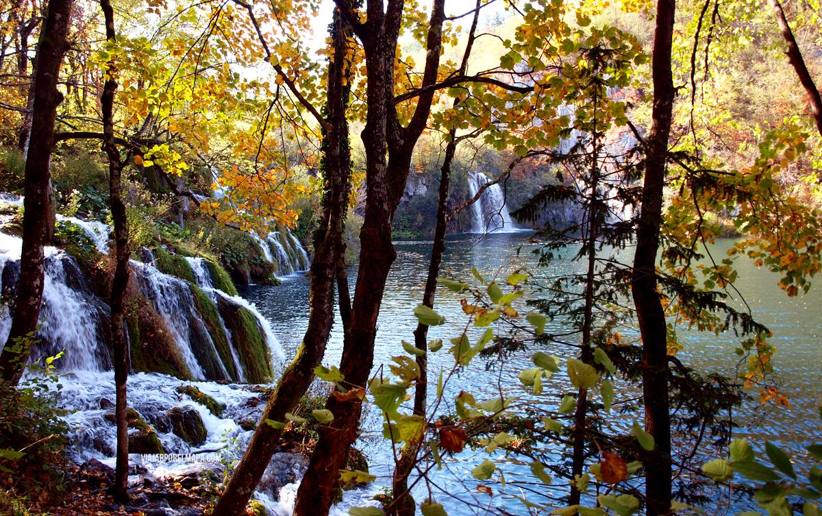 visita Parque Natural Lagos Plitvice