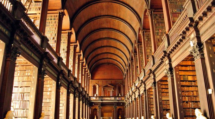 visita al Trinity College