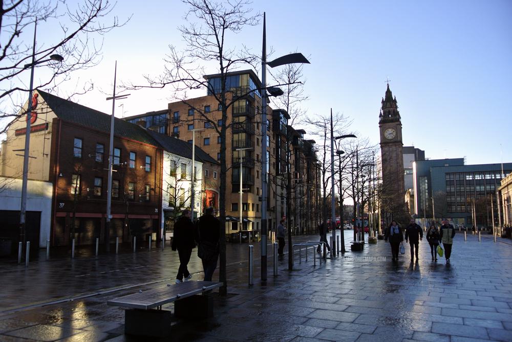 Albert Clock - Belfast en 3 días