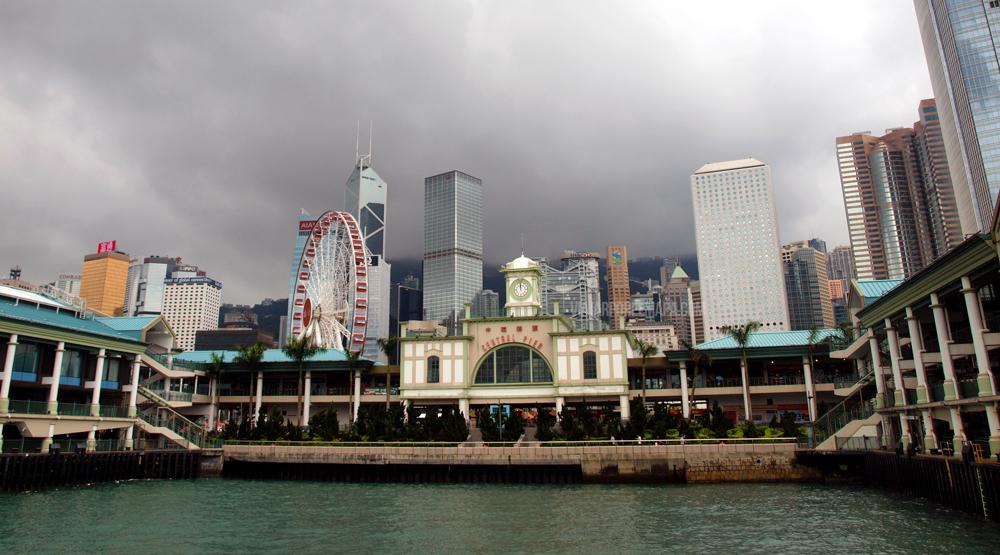Central Pier - 3 días en Hong Kong