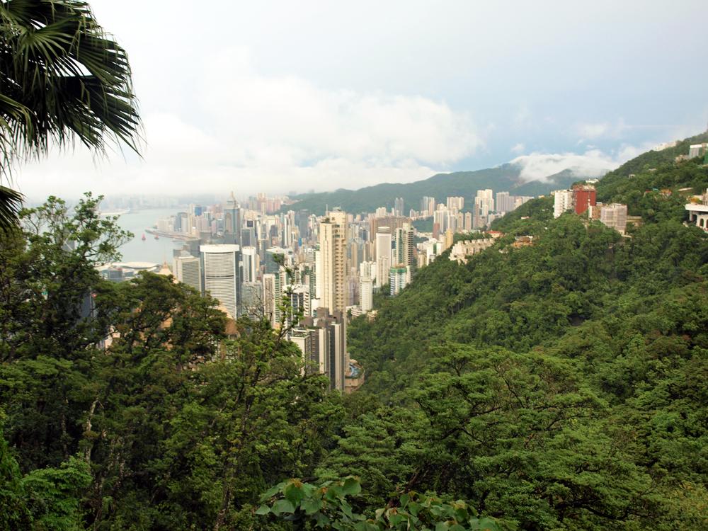 Victoria's Peak - 3 días en Hong Kong
