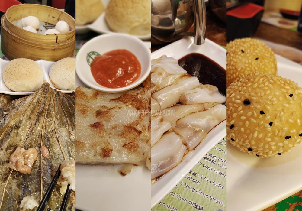Dónde comer en Hong Kong - Tim Ho Wan - Estrella Michelin