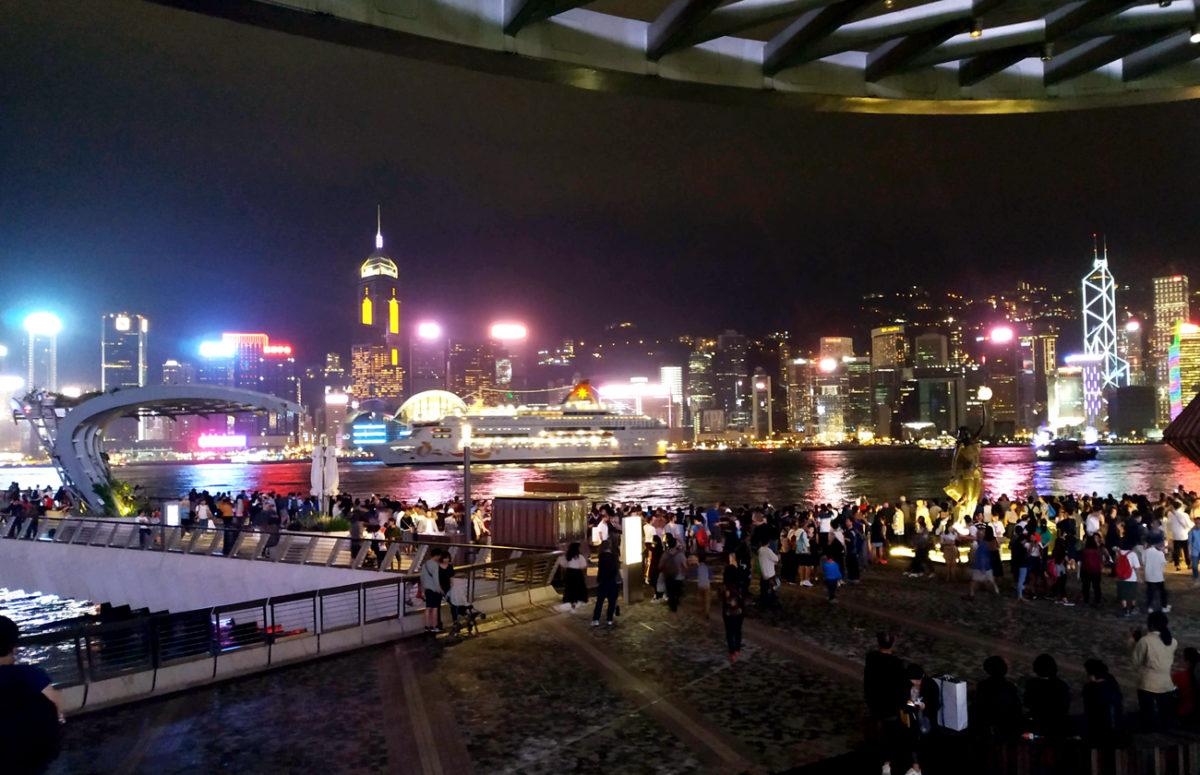 Simphony of lights - 3 días en Hong Kong