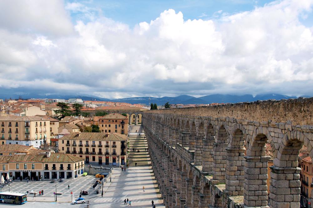 Segovia en un día